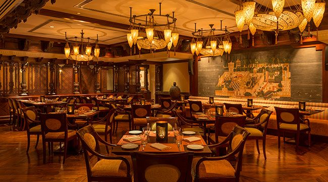 Dining and food - Good food - My favourite recipes - Chef Vineet Bhatia - Connector Dubai