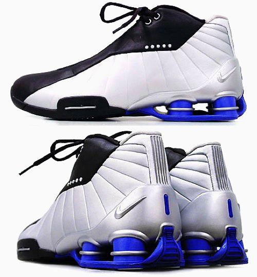 "Nike Shox BB4 ""Vince Carter"" Retro"