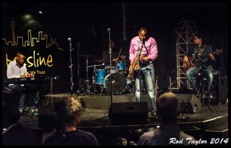 Bassline Newtown. Live Jazz