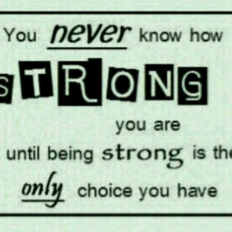 Being strong (#prayformuamba, @fmuamba)