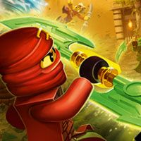 Lego Ninjago: Ninjago Rush - Play Best Free Game on Gamefree.LA