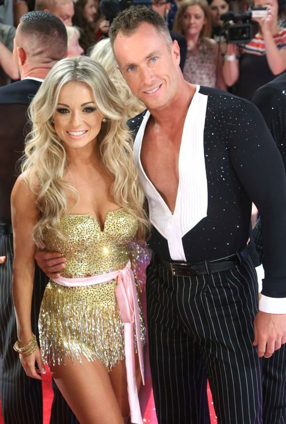 ola jordan strictly come dancing
