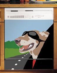"dishwasher cover - ""appliance art"""