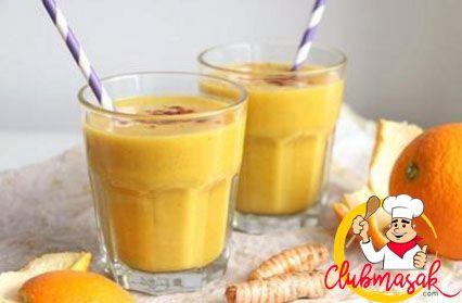 Resep Smoothie Orange Jahe, Resep Minuman Untuk Berbuka Puasa, Club Masak