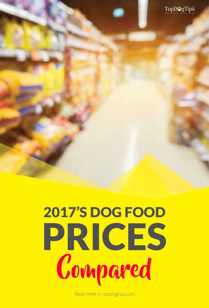2017 Dog Food Prices: 30 Top Dog Food Brands & Price for Value. When it comes to feeding our pets, every dog owner wants to give the dog the best that one can afford. The question is, however, with so many dog food brands on the market, what is the best dog food that money can buy? Comparing dog food prices is simple, but trying to figure out which pet food brand offers the best value for your money is much more difficult. #dogs #dogfood #prices #pricing #cost #pets #petfood