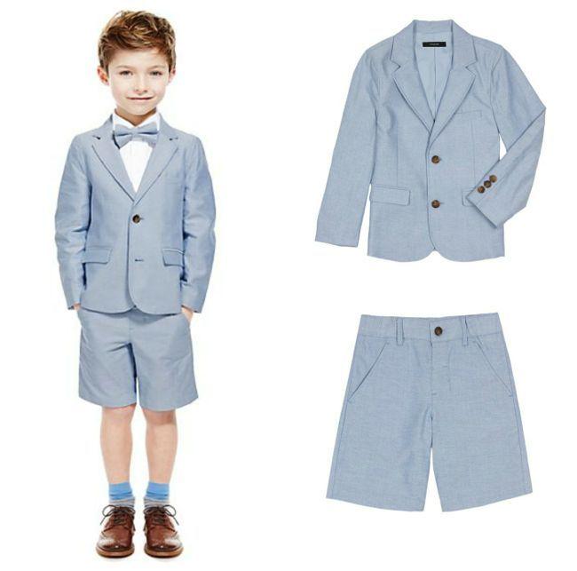 Saturday Shopping Edit - Page Boy Suits & Shorts - You Mean The World To Me : You Mean The World To Me