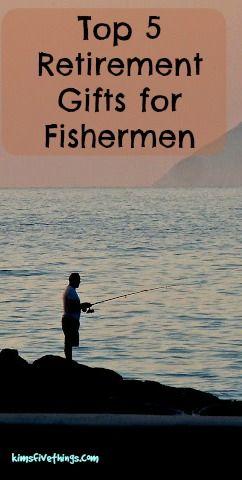 retirement gifts for fishermen