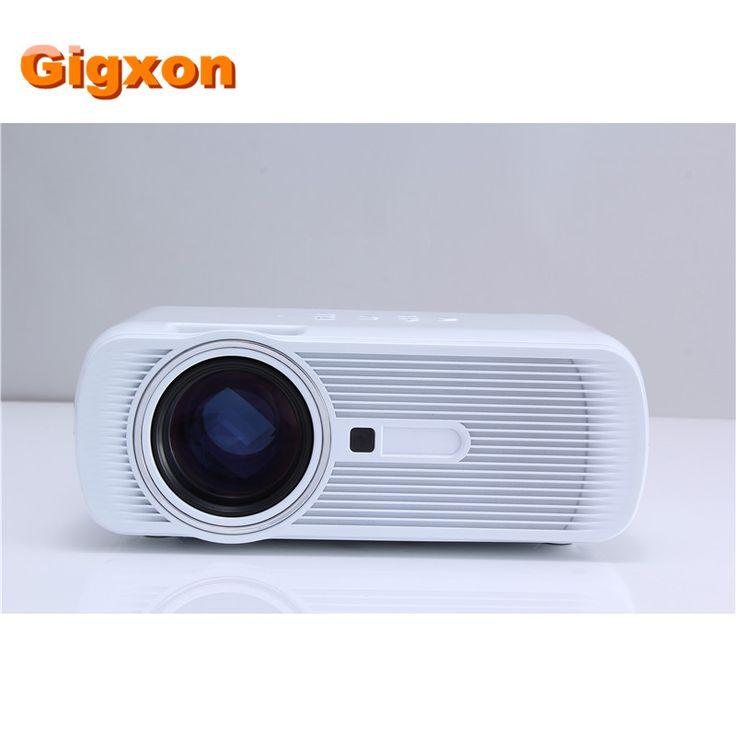 >> Click to Buy << Gigxon - G80 Mini Portable Digital HD 1080P LED Projector Home Cinema Theater Proyector Support PC AV USB VGA HDMI Pico Projetor #Affiliate