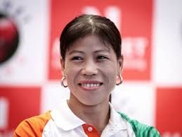 Incheon: M C Mary Kom becoming the first Indian woman boxer to clinch a gold medal in the Asian Games after a coming-from-behind win over Kazakhstan's Zhaina Shekerbekova in the flyweight final here on Wednesday. The five-time world champion and Olympic bronze-medallist beat Shekerbekova 2-0 to improve on the bronze medal she won in the previous edition of the Games, ...	Read More »