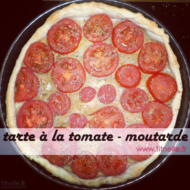 Tu n'es pas vraiment une # ? Teste ma recette inratable de la tarte à la tomate...! :)  #fitnelle #lovefood #healthy #diet #motivation #deterination #frenchblogger #fitnessblogger