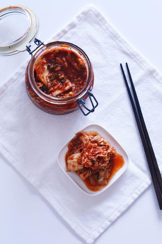 Kokeile kimchin tekemistä itse! Se ei ole ollenkaan niin vaikeaa kuin saatat luulla.