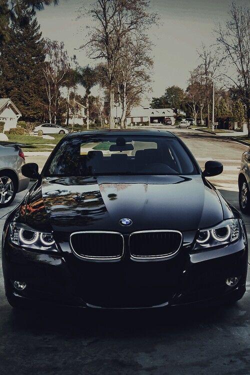Chase's ride #BMW #black #boysandtheirtoys                                                                                                                                                      More