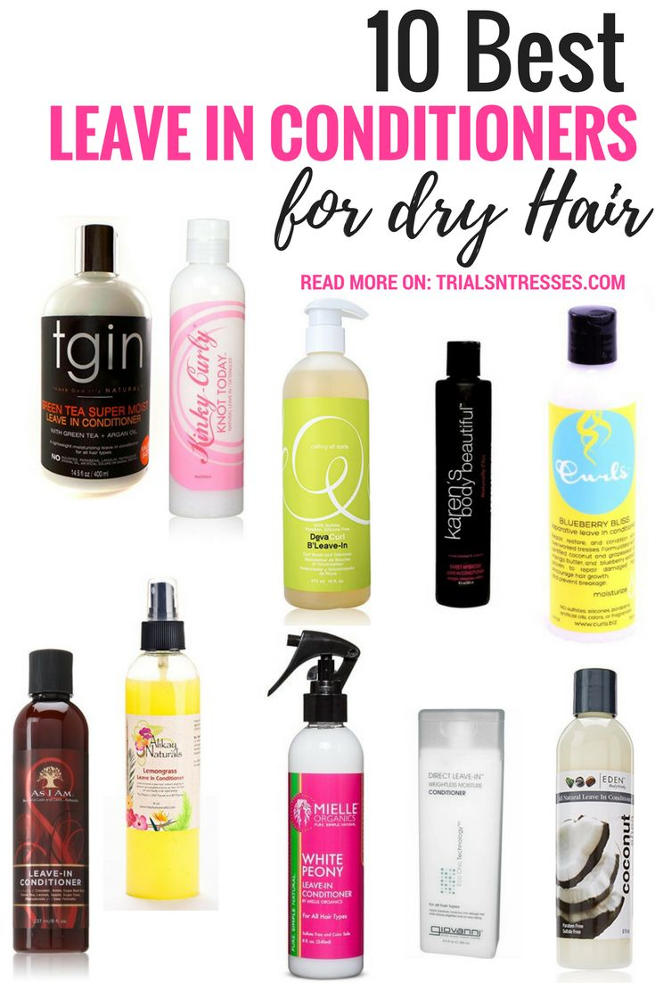 25  best ideas about Leave In Conditioner on Pinterest
