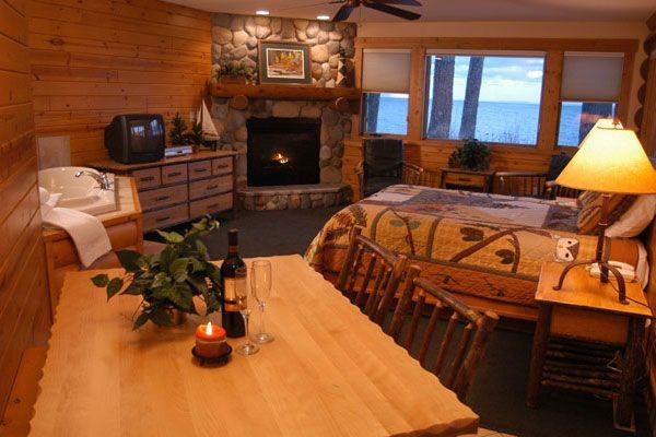 Studio - Log Cabin Style