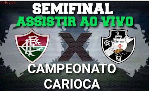 ASSISTIR FLUMINENSE X VASCO AO VIVO 22/04/17 | CAMPEONATO CARIOCA 2017