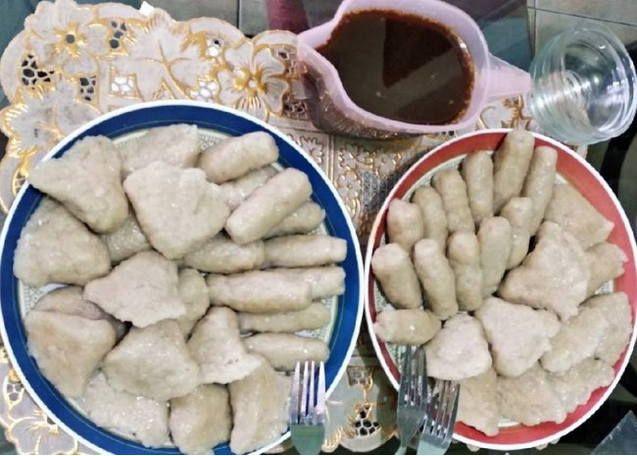 Resep Empek Empek Palembang Resep Makanan Resep Masakan