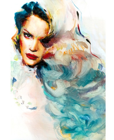 """Ocean"" Limited Edition Giclee Print"