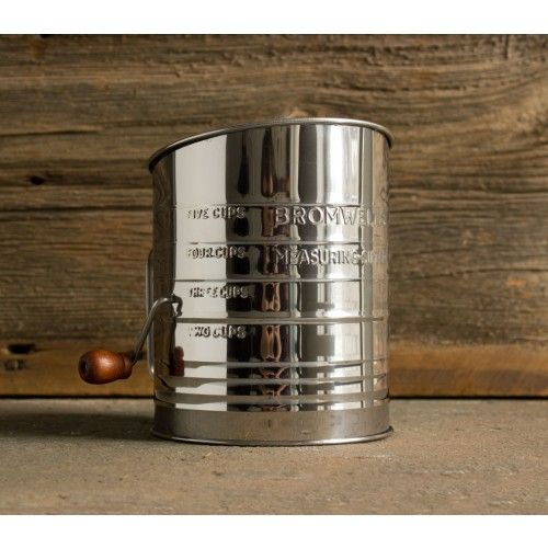 _All-American Flour Sifter by Jacob Bromwell, Inc