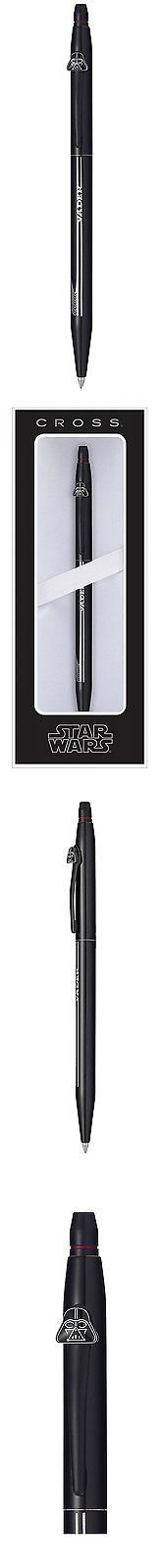 Pens and Pencils 102953: Cross Star Wars, Darth Vader Click Gel Ink Pen At0625sd-17 -> BUY IT NOW ONLY: $32.88 on eBay!