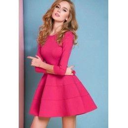 Vestido rosa candy - Vestidos - Coco y lola