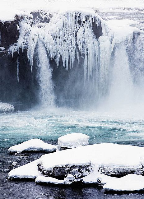 Iceland: Waterfalls of the Gods