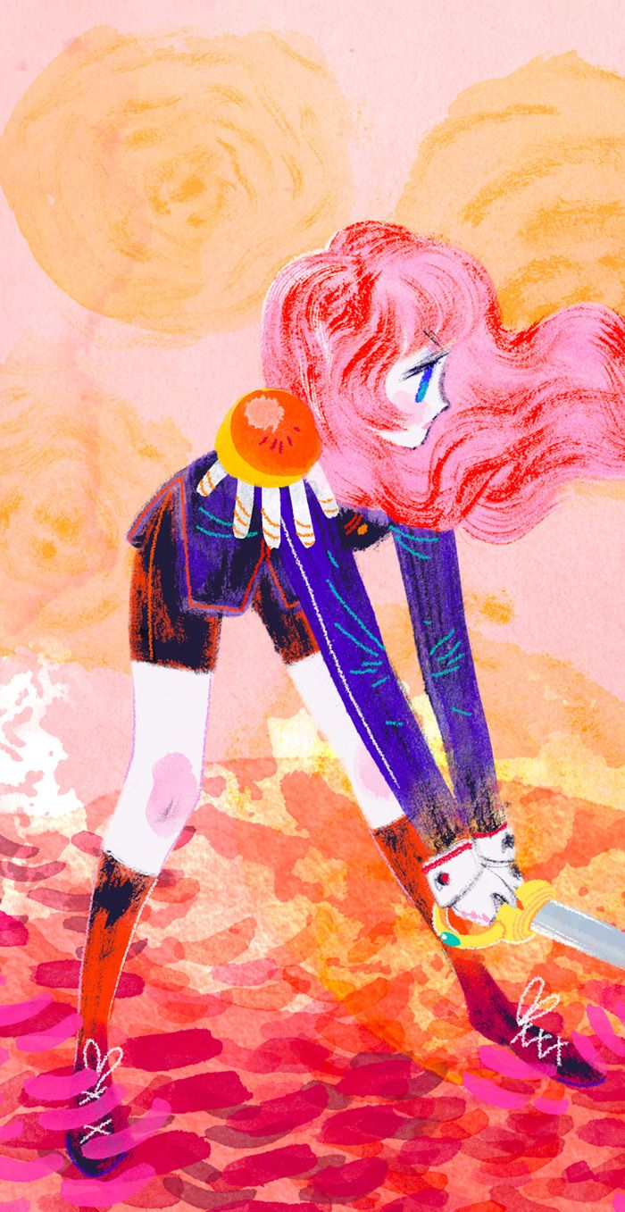 utena girls Watch revolutionary girl utena free online as a child, utena was consoled and given a special ring by a prince after her parents died now a teenager, she attends ohtori academy, and longs to be like that prince   full season and episodes - free online streaming fast high quality legal movies and tv television shows.