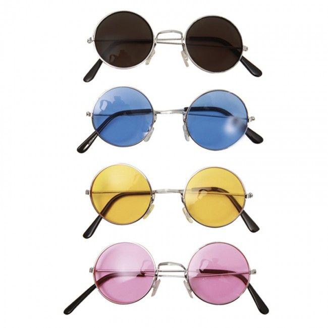 Lunettes Hippies Années 60 #lunettesdéguisements #accessoiresdéguisements #accessoiresphotocall