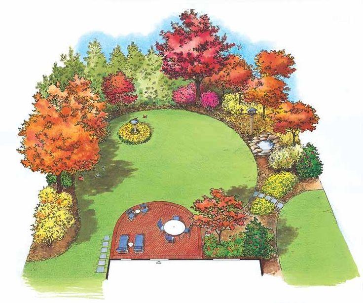 Atlanta Landscape Designer On Pinterest: Best 25+ Landscape Plans Ideas On Pinterest