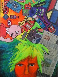 el arte de vivir: Les presento trabajo realizado entre mis alumnos d...