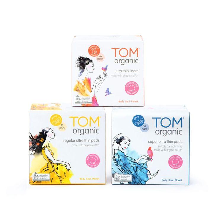 Organic pads