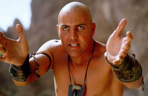 Arnold Vosloo #Imhotep #The Mummy #favorite Villains
