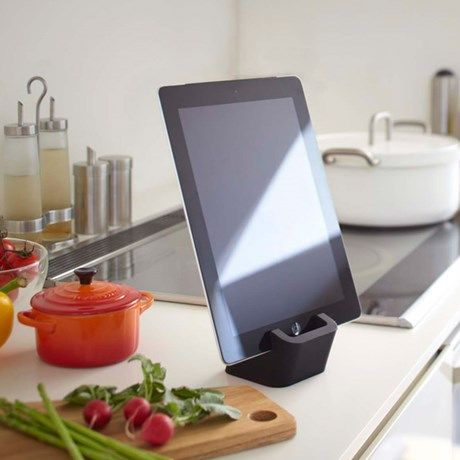 Smart, lite stativ for nettbrett! Ett kompakt iPad ...