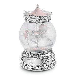 I had a snowglobe with a carousel horse in when I was young but broke it. Sad face.