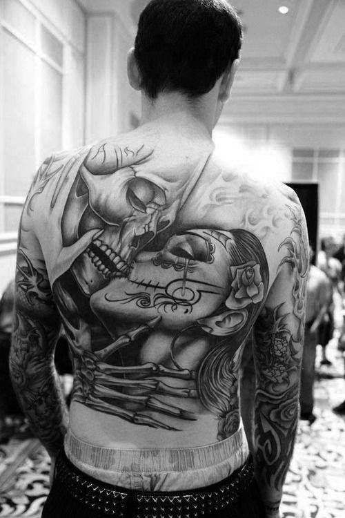 This is an amazing back piece!