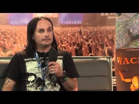 Interview Cradle of Filth x Wacken 2015
