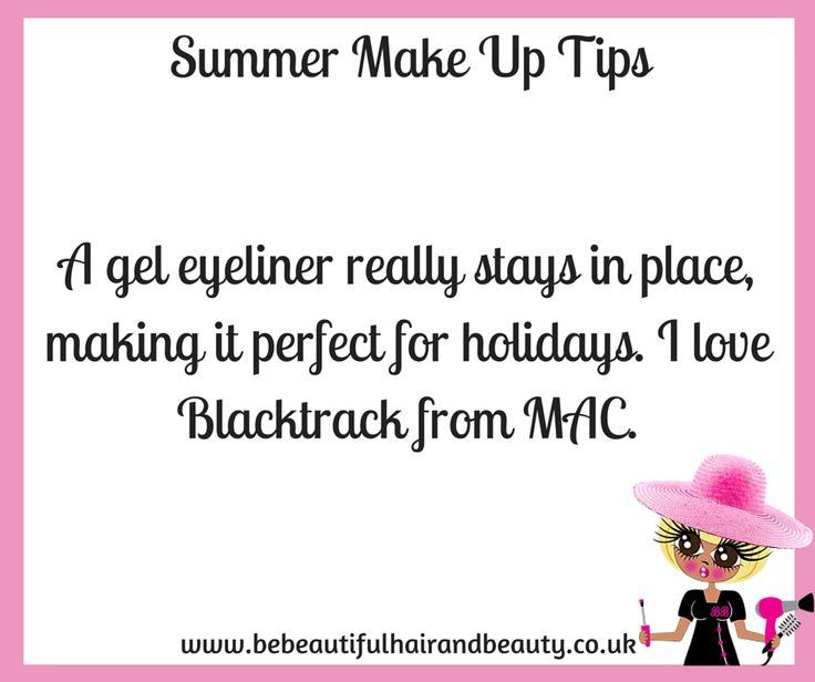 Summer Make-Up Tip #13