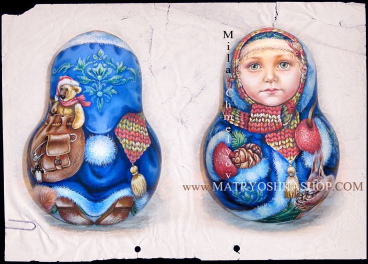 Chmelyova - Matryoshka Shop