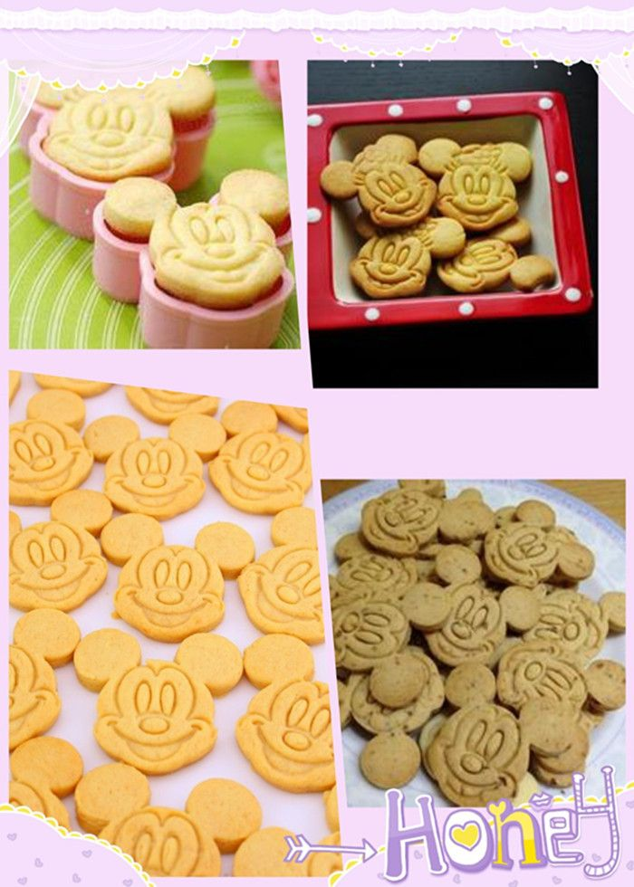 2pcs Mickey Minny Mouse Cookie Cutter #kitchen #home http://kgspot.com/index.php/product/2pcs-mickey-minny-mouse-cookie-cutter/