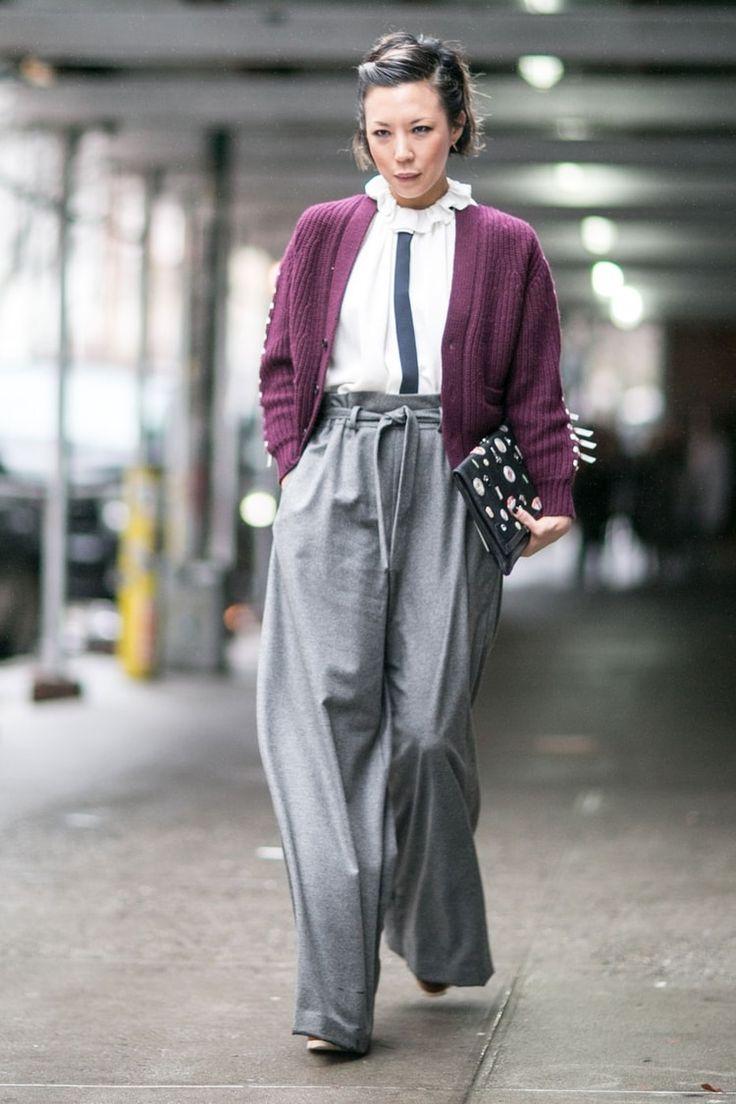 Le maxi pantalon