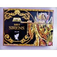 Chevaliers du zodiaque-Sorente de la Sirène vintage-Bandai