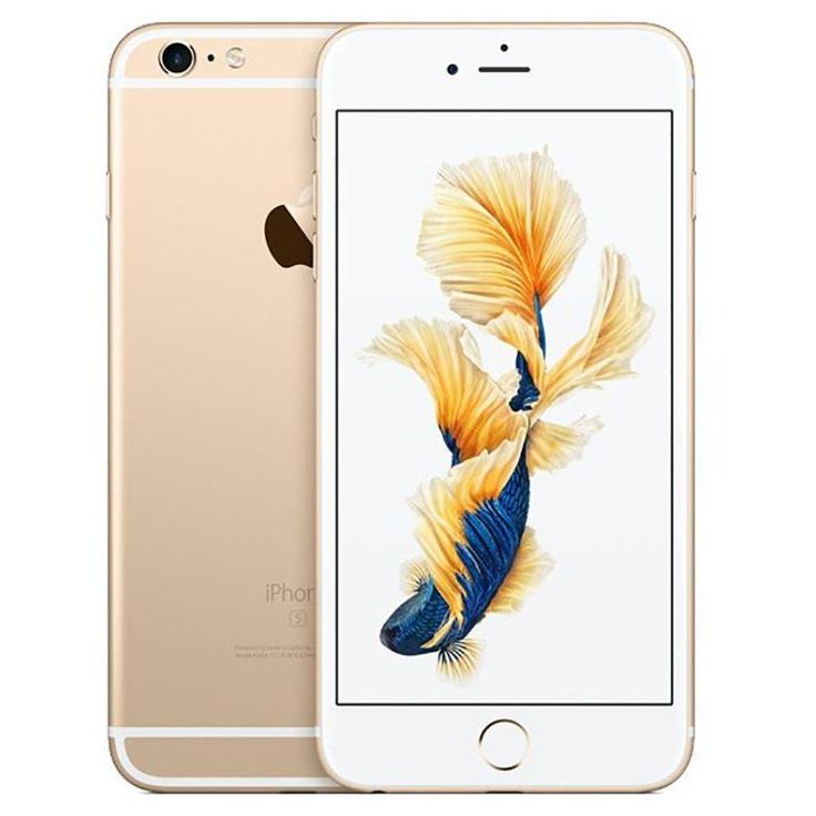 Apple iPhone 6s 16GB Unlocked GSM 4G LTE 12MP Cell Phone #MKQX2LL/A