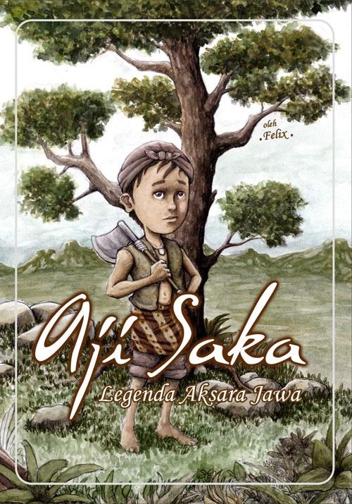 Aji Saka by Felix Ferdinand via felixferdinand.com