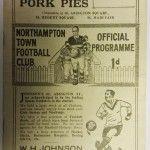 Cobblers vs Cardiff City 1937