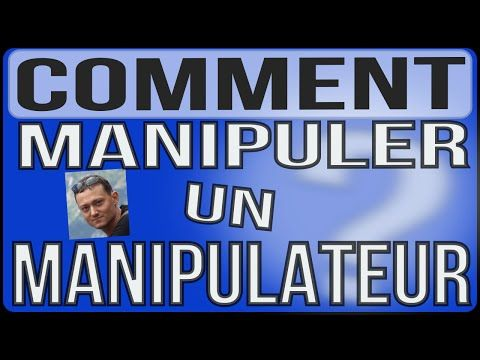 Comment manipuler un manipulateur (et un agressif) - Affirmation De Soi .Info - YouTube