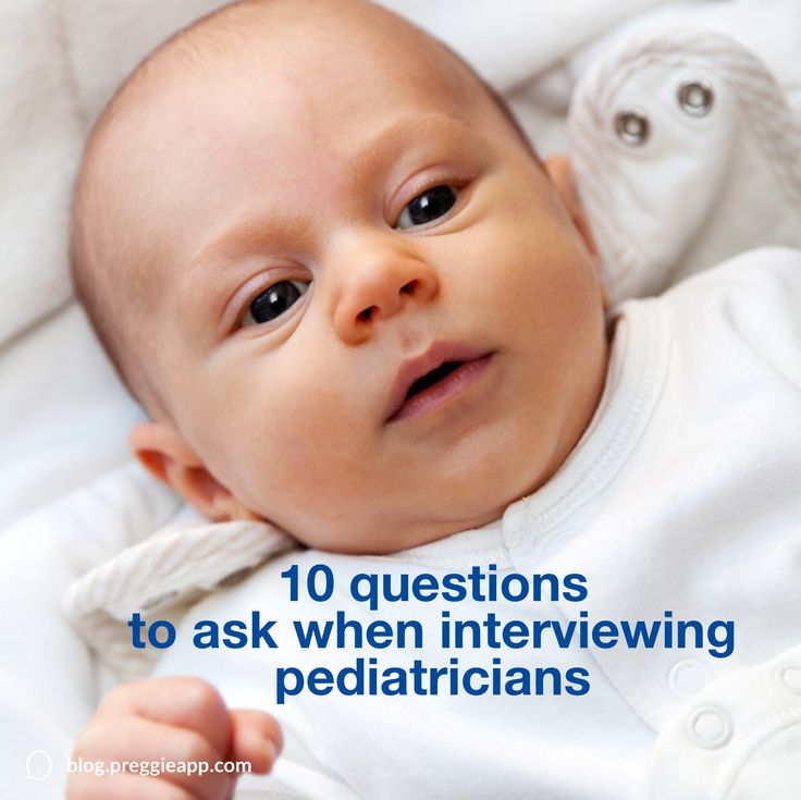 Top 10 Questions to Ask When Interviewing Pediatricians