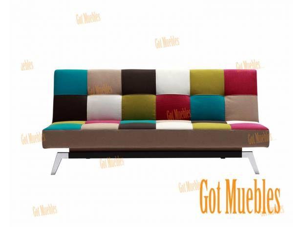 17 mejores ideas sobre sofa cama moderno en pinterest - Sofas modernos fotos ...
