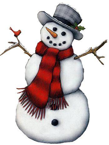christmas printables snowman