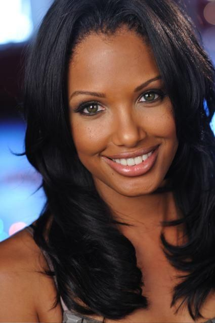 Kd Aubert Aka The Black Angelina Jolie Beauty