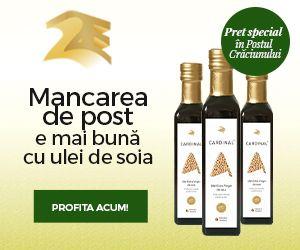 Promotii interesante la uleiuri presate la rece Cardinal pe www.uleicardinal.ro/shop/