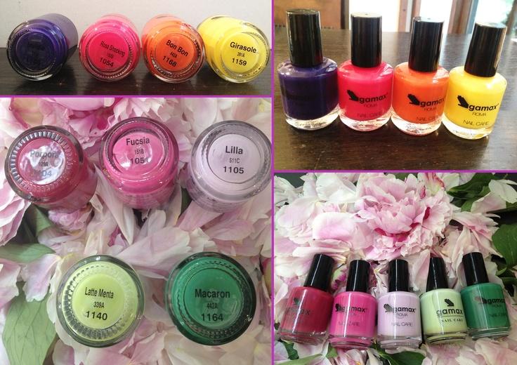 Ecco i colori più gettonati dell'estate.  E voi quale preferite?